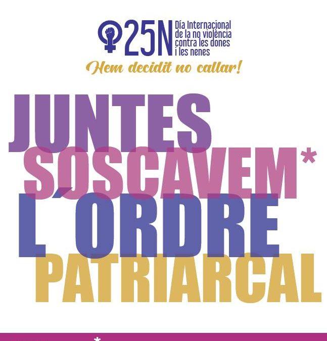 25 de novembre, Dia internacional per l'eliminació de la violència vers les dones i les nenes