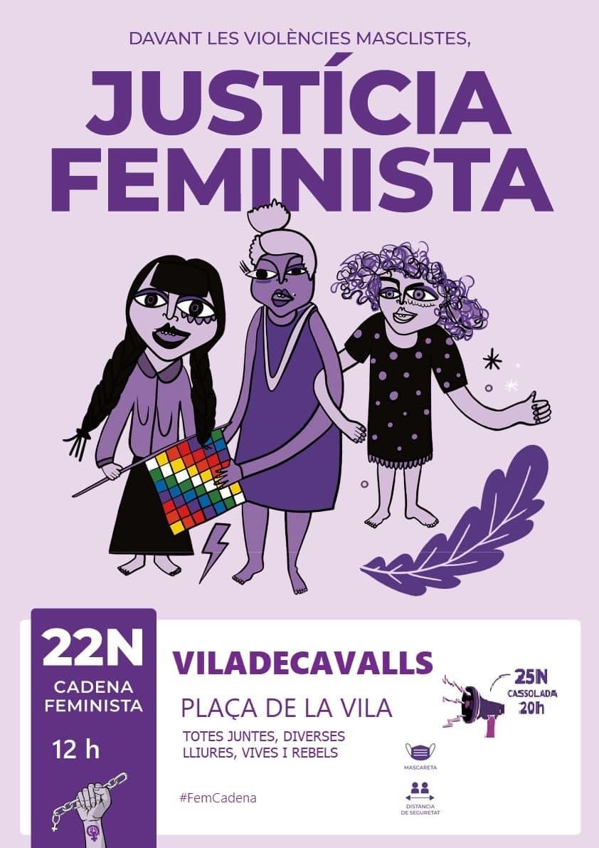 Cadena Feminista Viladecavalls