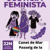 Canet-de-Mar-25N-2020-Cadena-Feminista