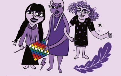 Cadena Feminista a Igualada