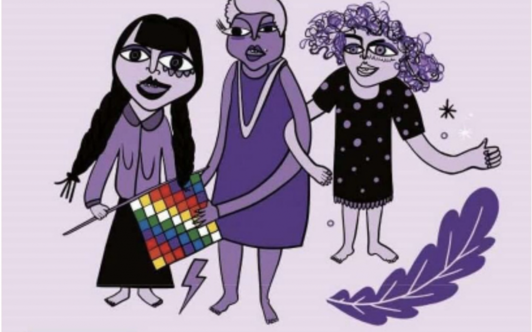 Cadena Feminista a Mataró