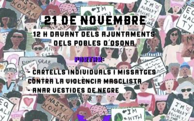 Cadena Feminista a Osona