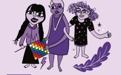 Cadena Feminista a Viladecavalls